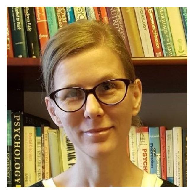 dr Maia Stanisławska-Kubiak - zdjęcie